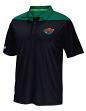 "Minnesota Wild Reebok NHL 2016 Center Ice ""Statement"" Speedwick Polo Shirt"