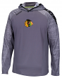 "Chicago Blackhawks Reebok NHL 2016 Center Ice ""Training"" Lightweight Sweatshirt"