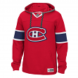 "Montreal Canadiens Reebok NHL Men's ""Jersey"" Pullover Hooded Sweatshirt"