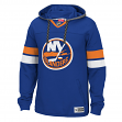 "New York Islanders Reebok NHL Men's ""Jersey"" Pullover Hooded Sweatshirt"