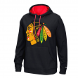 "Chicago Blackhawks Reebok NHL Men's ""The Playbook"" Pullover Hooded Sweatshirt"