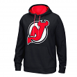"New Jersey Devils Reebok NHL Men's ""The Playbook"" Pullover Hooded Sweatshirt"