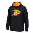 "Anaheim Ducks Reebok NHL Men's ""The Playbook"" Pullover Hooded Sweatshirt"