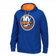 "New York Islanders Reebok NHL Men's ""The Playbook"" Pullover Hooded Sweatshirt"