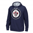 "Winnipeg Jets Reebok NHL Men's ""The Playbook"" Pullover Hooded Sweatshirt"