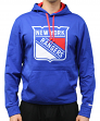 "New York Rangers Reebok NHL Men's ""The Playbook"" Pullover Hooded Sweatshirt"
