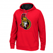 "Ottawa Senators Reebok NHL Men's ""The Playbook"" Pullover Hooded Sweatshirt"