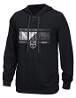 "Los Angeles Kings Reebok NHL Men's ""Freeze Stripe"" Pullover Hooded Sweatshirt"
