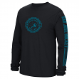 "San Jose Sharks Reebok NHL ""Icon"" Long Sleeve Men's T-Shirt"