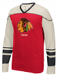 "Chicago Blackhawks CCM NHL ""Better Days"" Men's Long Sleeve Crew Shirt"