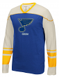 "St. Louis Blues CCM NHL ""Better Days"" Men's Long Sleeve Crew Shirt"