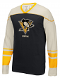 "Pittsburgh Penguins CCM NHL ""Better Days"" Men's Long Sleeve Crew Shirt"