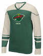 "Minnesota Wild CCM NHL ""Better Days"" Men's Long Sleeve Crew Shirt"
