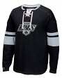 "Los Angeles Kings CCM NHL ""Drop the Puck"" Men's Jersey Crew Sweatshirt"