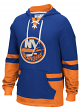 "New York Islanders CCM NHL ""Hit the Boards"" Men's Vintage Jersey Sweatshirt"