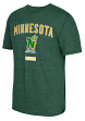 "Minnesota North Stars CCM NHL ""Stitches"" Tri-Blend Men's Short Sleeve T-Shirt"