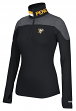 Pittsburgh Penguins Women's NHL Reebok 1/4 Zip Performance Pullover Jacket