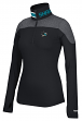 San Jose Sharks Women's NHL Reebok 1/4 Zip Performance Pullover Jacket