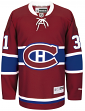 Carey Price Montreal Canadiens Reebok NHL Premier Red Jersey