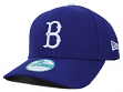 """Brooklyn Dodgers New Era MLB 9Forty Cooperstown """"Classic Custom"""" Adjustable Hat"""
