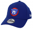 "Chicago Cubs New Era MLB 39THIRTY Cooperstown ""Classic Custom"" Flex Hat - Blue"