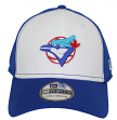 "Toronto Blue Jays New Era MLB 39THIRTY Cooperstown ""Classic Custom"" Flex Fit Hat"