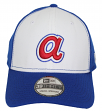 "Atlanta Braves New Era MLB 39THIRTY Cooperstown ""Classic Custom"" Flex Fit Hat"