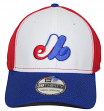 "Montreal Expos New Era MLB 39THIRTY Cooperstown ""Classic Custom"" Flex Fit Hat"