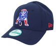 """New England Patriots New Era 9Forty NFL """"Throwback"""" Adjustable Hat"""