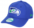 "Seattle Seahawks New Era 9Forty NFL ""Throwback"" Adjustable Hat"