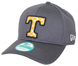 "Tennessee Volunteers New Era 9Forty NCAA ""Checker T"" Adjustable Graphite Hat"