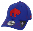 "Buffalo Bills New Era NFL 39THIRTY ""Historic"" Throwback Flex Fit Hat - Blue"