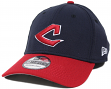 Cleveland Indians New Era MLB 39THIRTY Cooperstown Classic Flex Fit Hat - 2 Tone