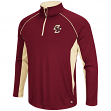 "Boston College Eagles NCAA ""Airstream"" 1/4 Zip Pullover Men's Wind Shirt"