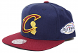 Cleveland Cavaliers 2016 NBA Champions Mitchell & Ness Snap Back Hat - 2 Tone