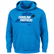 "Carolina Panthers Majestic NFL ""Of Great Value"" Men's Hooded Sweatshirt"