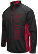 "Alabama Crimson Tide NCAA ""Viper"" 1/2 Zip Pullover Men's Sweatshirt"