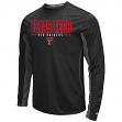 "Texas Tech Red Raiders NCAA ""Iceman"" Men's Long Sleeve Performance T-Shirt"