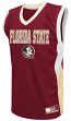"Florida State Seminoles NCAA ""Fadeaway"" Men's Fashion Basketball Jersey"