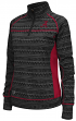 "Alabama Crimson Tide Women's NCAA ""Baldwin"" 1/4 Zip Pullover Sweatshirt"