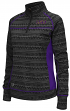 "LSU Tigers Women's NCAA ""Baldwin"" 1/4 Zip Pullover Sweatshirt"