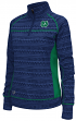 "Notre Dame Fighting Irish Women's NCAA ""Baldwin"" 1/4 Zip Pullover Sweatshirt"