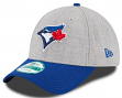 "Toronto Blue Jays New Era 9Forty MLB ""The League Heather"" Adjustable Hat"