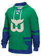 "Hartford Whalers CCM NHL ""Hit the Boards"" Men's Vintage Jersey Sweatshirt"