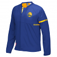 Golden State Warriors Adidas 2016 NBA Men's On-Court Warm-Up Full Zip Jacket