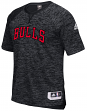 Chicago Bulls Adidas 2016 NBA Men's On-Court Authentic S/S Shooting Shirt
