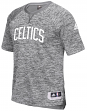 Boston Celtics Adidas 2016 NBA Men's On-Court Authentic S/S Shooting Shirt