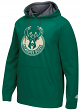 "Milwaukee Bucks Adidas 2016 NBA ""Playbook"" Men's Hooded Sweatshirt"