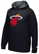 "Miami Heat Adidas 2016 NBA ""Playbook"" Men's Hooded Sweatshirt"