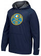 "Denver Nuggets Adidas 2016 NBA ""Playbook"" Men's Hooded Sweatshirt"